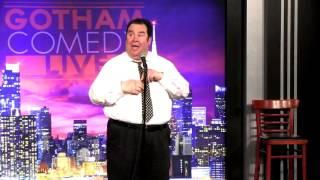 Bob Greenberg at the Gotham Comedy Club (1/4/17)