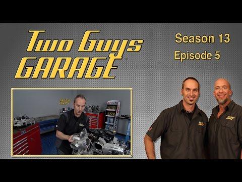 Scorpion Diesel Engine Deconstruction | Two Guys Garage | Season 13 | Episode 5