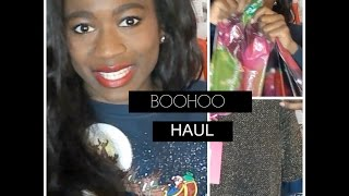 BOOHOO HAUL VIDEO (FIRST IMPRESSIONS) Thumbnail