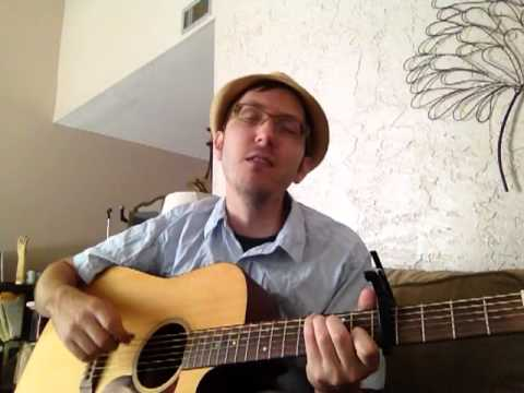 (214) Zachary Scot Johnson Dar Williams Cover The Beauty of the Rain thesongadayproject