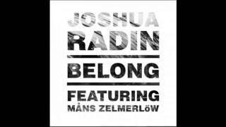 Joshua Radin Feat. Mans Zelmerlow - Belong