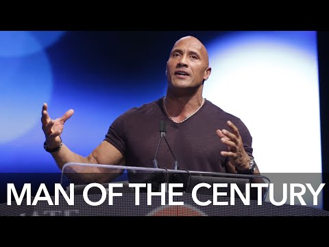 "Mr. Olympia's ""Man of the Century""!"