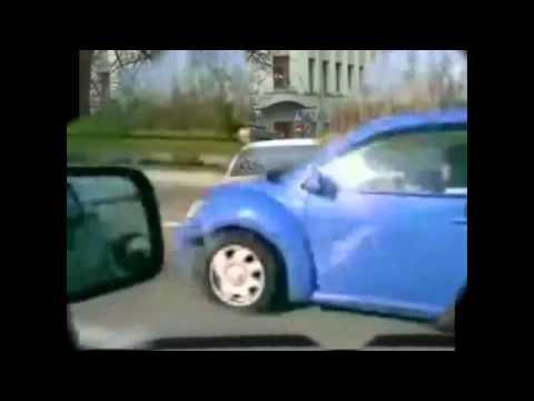 Блондинка за рулем смотреть видео прикол - 1:59