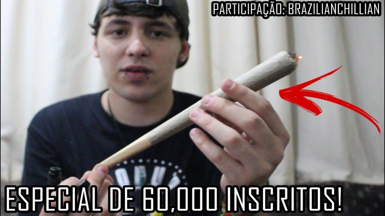 Download BASEADO GIGANTE - ESPECIAL 60K INSCRITOS! + COLLAB COM BRAZILIANCHILLIAN