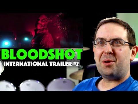 Play REACTION! Bloodshot International Trailer #2 - Vin Diesel Movie 2020