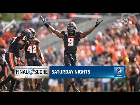 Oregon State Beavers - Beavers get the win they needed and now its Pac-12 time!