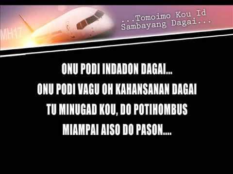 Tumodo Kou Noh (Tribute 4 MH17) with lyrics