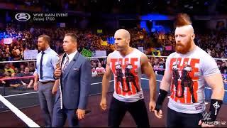 Oficjalny powrót The Shield na RAW! Po polsku!
