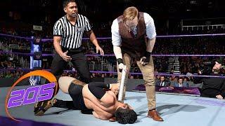 Hideo Itami vs. Gentleman Jack Gallagher: WWE 205 Live, Jan. 2, 2018