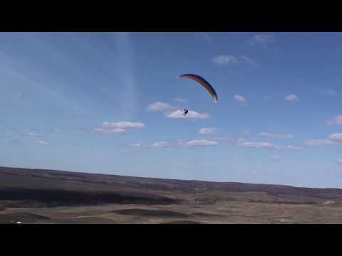 Активное пилотирование на параплане в турбулентном воздухе. Что это такое?