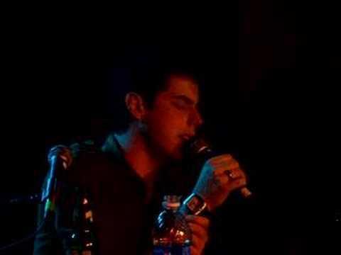 Jacks Mannequin acoustic-The astronaut