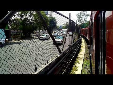 Terremoto dentro del metro 19/09/2017