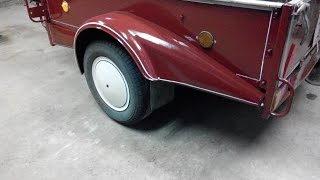V - custom: ремонт причепа Купава