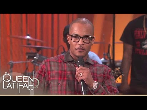 T.I. Chats About Reality Show, Album and More! | The Queen Latifah Show