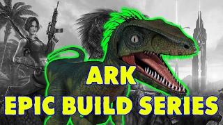 ark survival evolved epic build series trailer