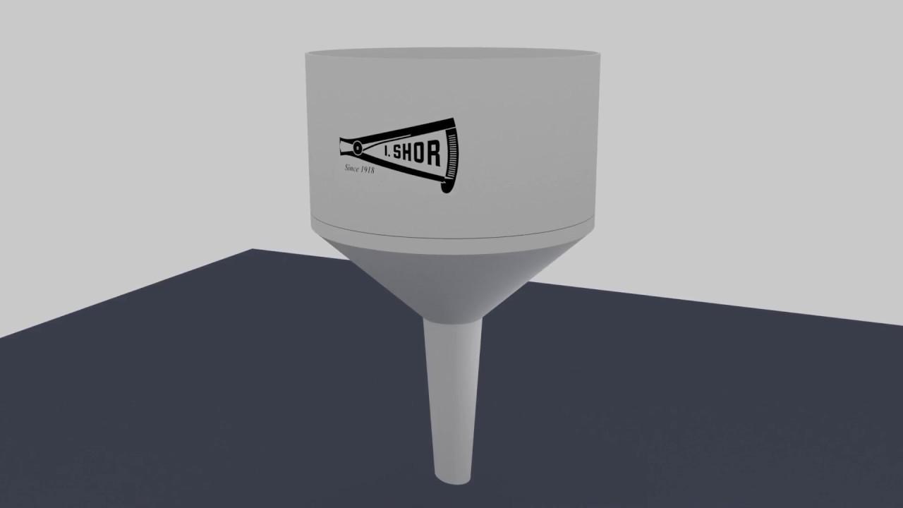 Shor Buchner Filter Funnels