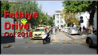 Fethiye Drive Through to Letoonia Club & Hotel Resort - Dalaman, Turkey HD