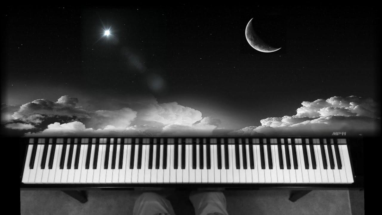 Ночь рояль картинки