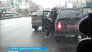 Урок вежливости на дороге