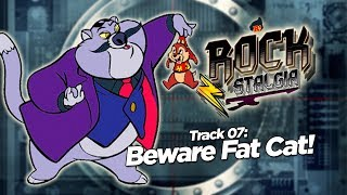 7: Beware Fat Cat! #RockStalgia ( Audio ) Chip & Dale NES ( Zone J ) Rock/Metal cover