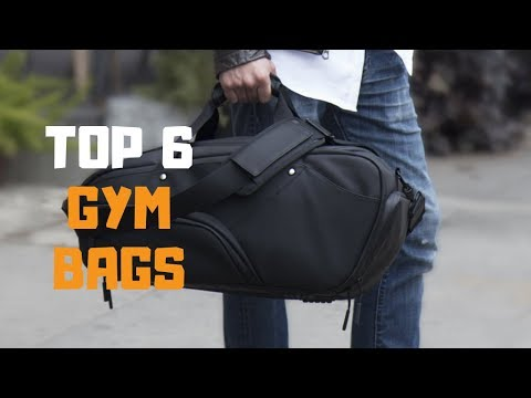 Best Gym Bag in 2019 Top 6 Gym Bags Review