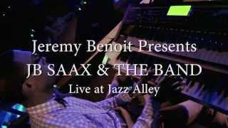 JB SAAX & THE BAND -  SAX O LOCO