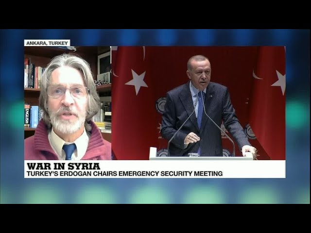 War in Syria: 'It's now a confrontation between Turkish ...