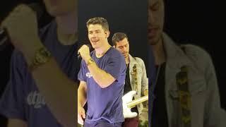Nick Jonas - Under You (Angel's Stadium 2018)