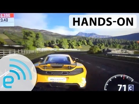 Sony PlayStation 4, DualShock 4 controller and gaming hands-on | Engadget at E3