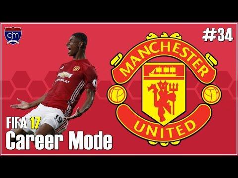 FIFA 17 Manchester United Career Mode: Memecahkan Rekor Transfer Dunia - #34 (Bahasa Indonesia)