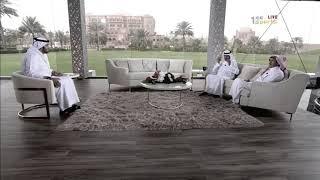 قصيدة خالد عبدالرحمن - ابوظبي الرياضية 2019