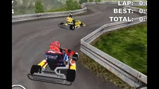 Go Kart HD Game Walkthrough