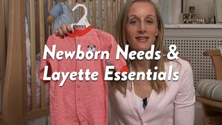Newborn Needs and Layette Essentials | CloudMom
