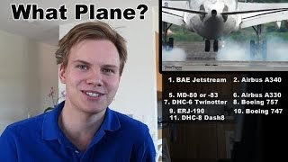 guess aircraft type competition answers monday vlog 2