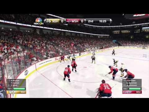 NHL 15:  Washington Capitals  #NWO - 3 / 6
