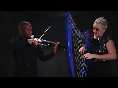 A Cry, A Smile, A Dance - Judith Sephuma (Violin & Harp Cover) Beyond Africa