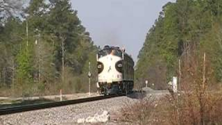 Norfolk Southern 952 - Norfolk Southern OCS Business Train