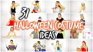 31 (Last Minute) Halloween Costume Ideas | Laura Reid