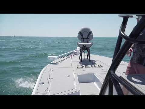 Custom Tower & Captains Chair - Tarpon Fishing In Boca Grande, FL