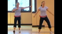 UPDATED!!  Full version (one hour) of GREAT workout for beginners and seniors!