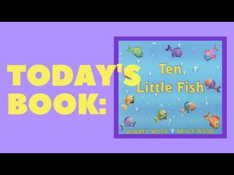 Digital Story Time: Ten Little Fish