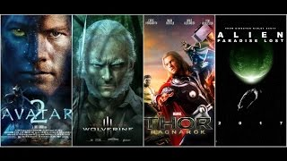 (New)TOP 7 UPCOMING HOLLYWOOD MOVIES 2017 OFFICIAL TRAILERS | upcoming movies 2017