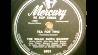 """Tea For Two"" - The Willie Smith Quintet (1947 Mercury)"