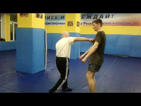 видео: Валерий Крючков. Удары бывают всякие...