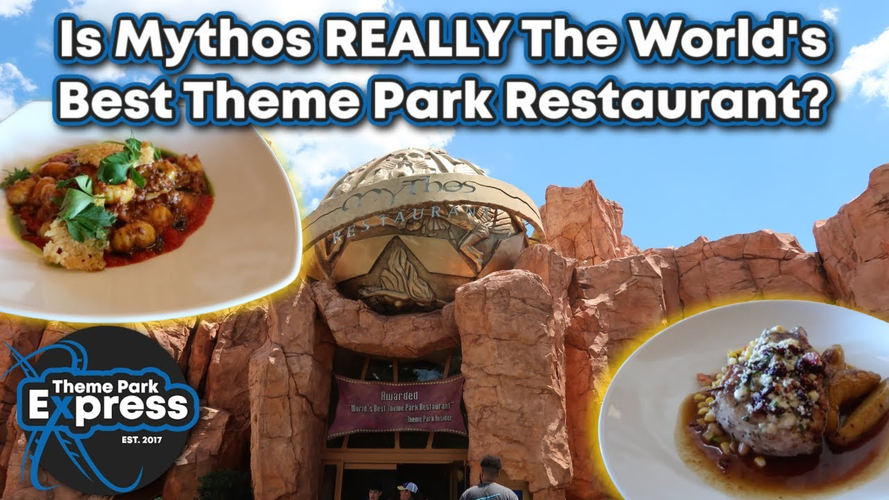 Finally Reviewing Mythos At Universal Studios Islands Of Adventure! Is It Good Or Is It Bad?