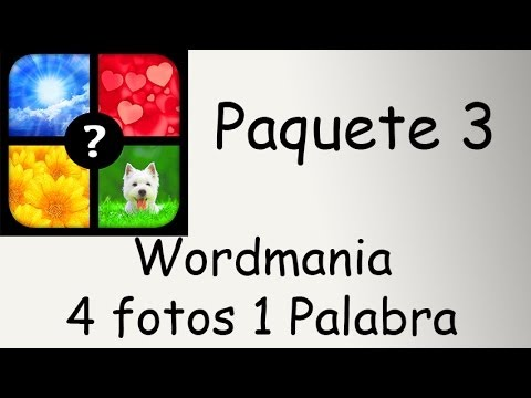 Wordmania 4 fotos 1 palabra paquete 3 youtube for Sofa 4 fotos 1 palabra