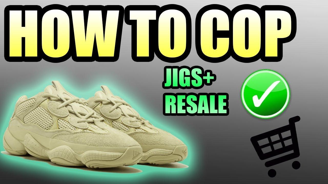 e9127f5160a29 How To Get The SUPER MOON YELLOW YEEZY 500 !