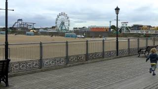 Skegness Beach and Pier