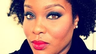 Quick & Easy Holiday Smokey Eye Thumbnail