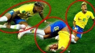 Neymar the acting player, LOL